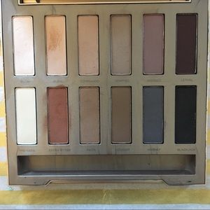 Urban Decay Makeup - Urban Decay Ultimate Basics Naked Palette